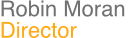 Robin Moran Mobile Logo