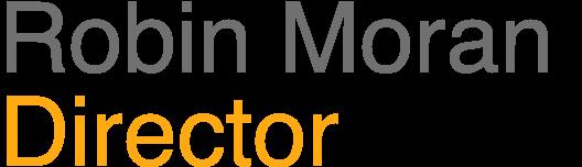 Robin Moran Mobile Retina Logo